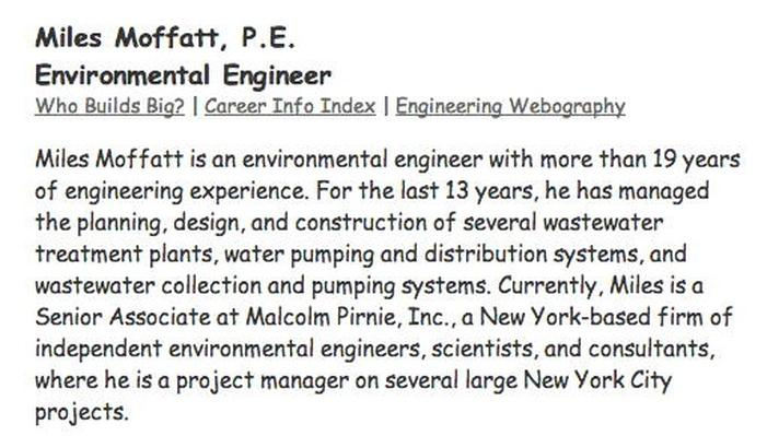 Building Big | Environmental Engineer Interview: Miles Moffatt