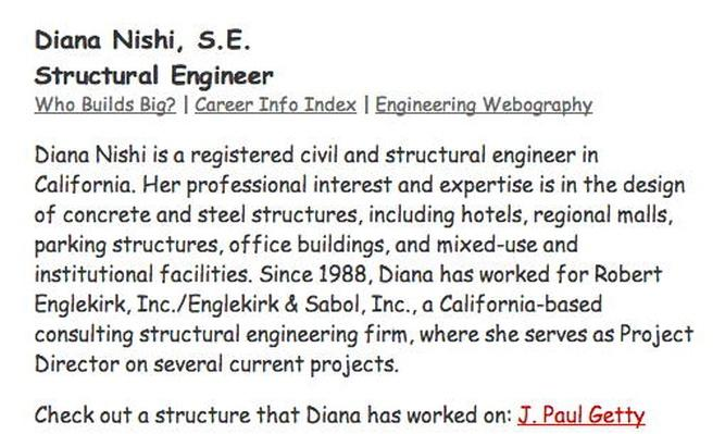Building Big | Structural Engineer Interview: Diana Nishi