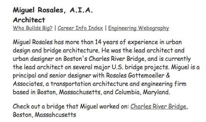 Building Big | Architect Interview: Miguel Rosales
