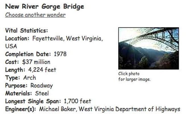 Building Big | New River Gorge Bridge