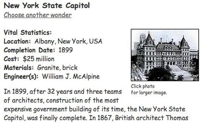 Building Big | New York State Capitol