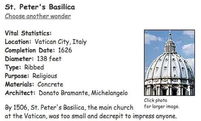 Building Big | St. Peter's Basilica
