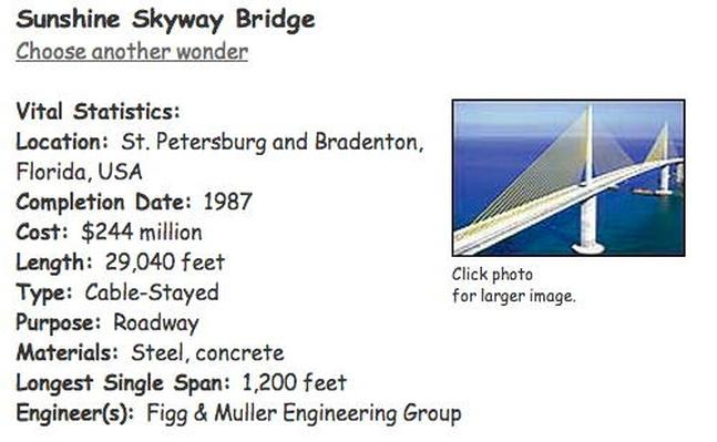 Building Big | Sunshine Skyway Bridge