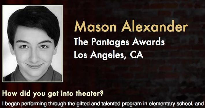 Starring: Mason Alexander