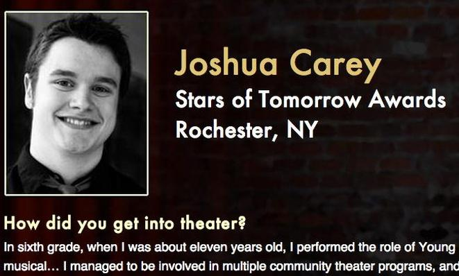 Starring: Joshua Carey