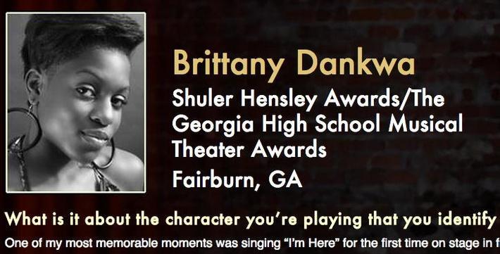 Starring: Brittany Dankwa