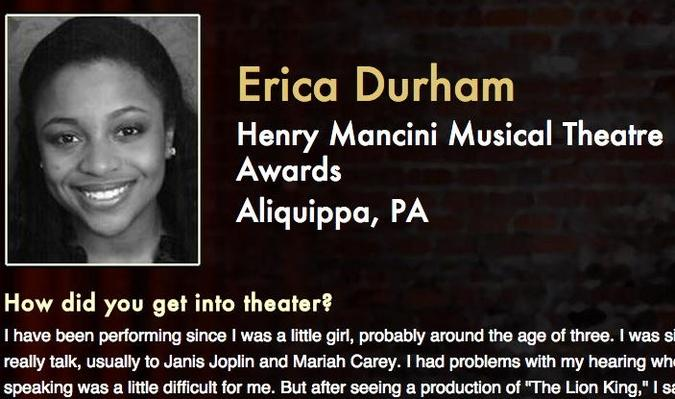 Starring: Erica Durham