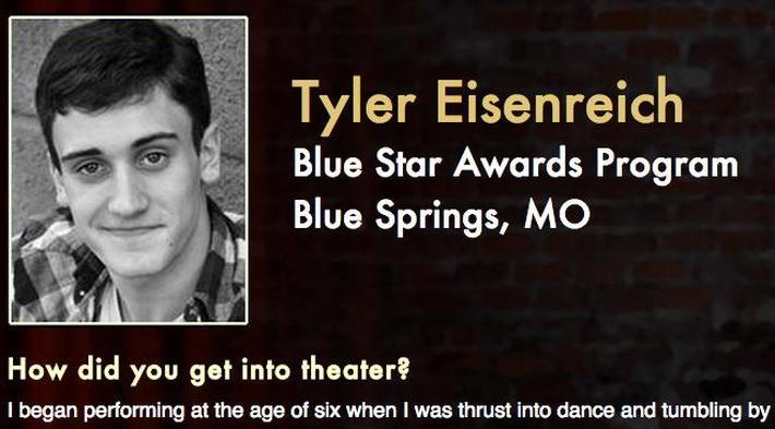 Starring: Tyler Eisenreich