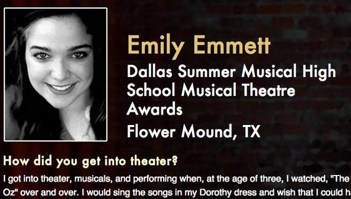 Starring: Emily Emmett