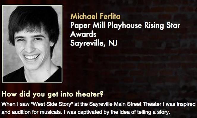 Starring: Michael Ferlita