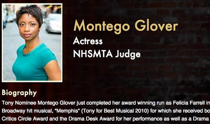 Meet the Pros: Montego Glover