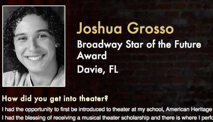 Starring: Joshua Grosso