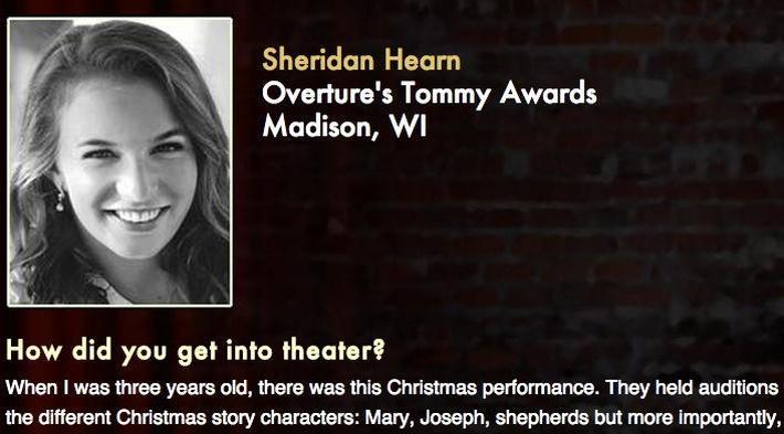 Starring: Sheridan Hearn