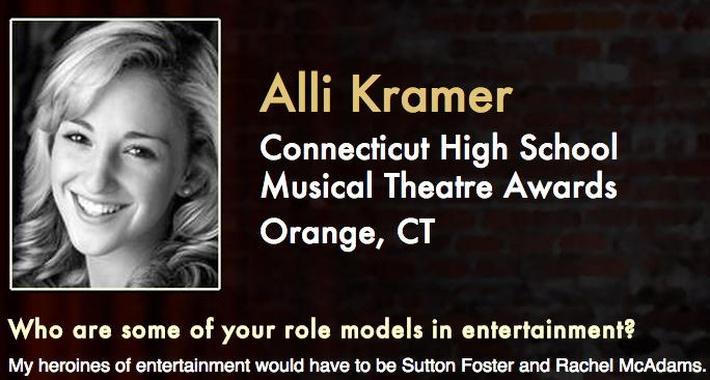 Starring: Alli Kramer