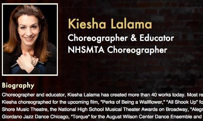 Meet the Pros: Keisha Lalama