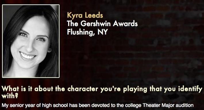Starring: Kyra Leeds