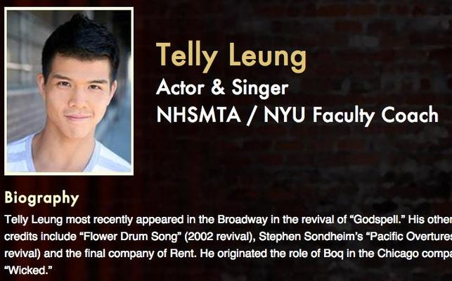 Meet the Pros: Telly Leung