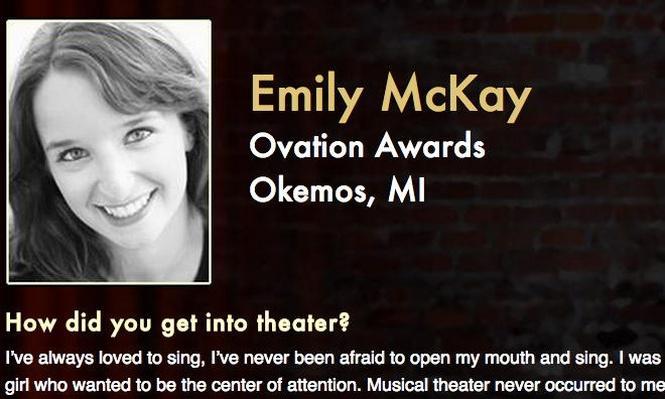 Starring: Emily McKay