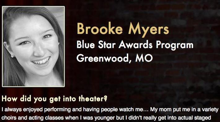 Starring: Brooke Myers