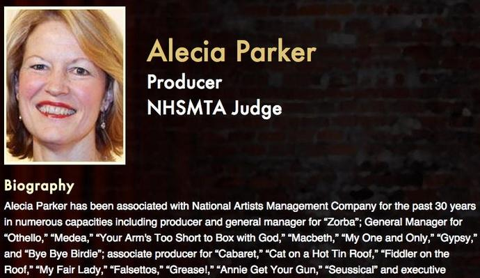 Meet the Pros: Alecia Parker