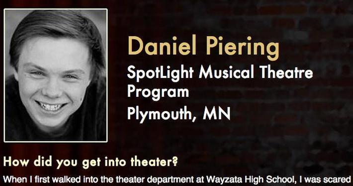 Starring: Daniel Piering