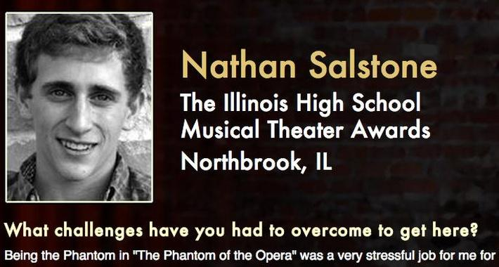 Starring: Nathan Salstone