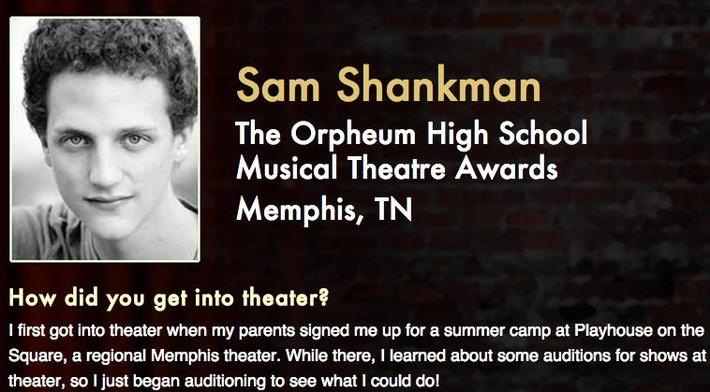 Starring: Sam Shankman