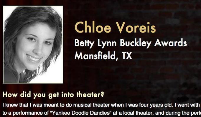Starring: Chloe Voreis