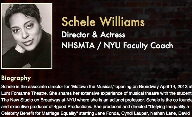 Meet the Pros: Schele Williams