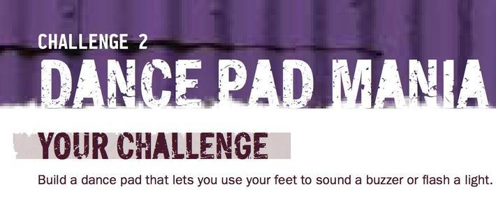 Design Squad Nation | Dance Pad Mania Challenge: Unit 1: It's Electric, Challenge 2
