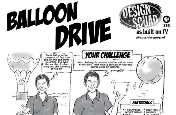 Balloon Drive
