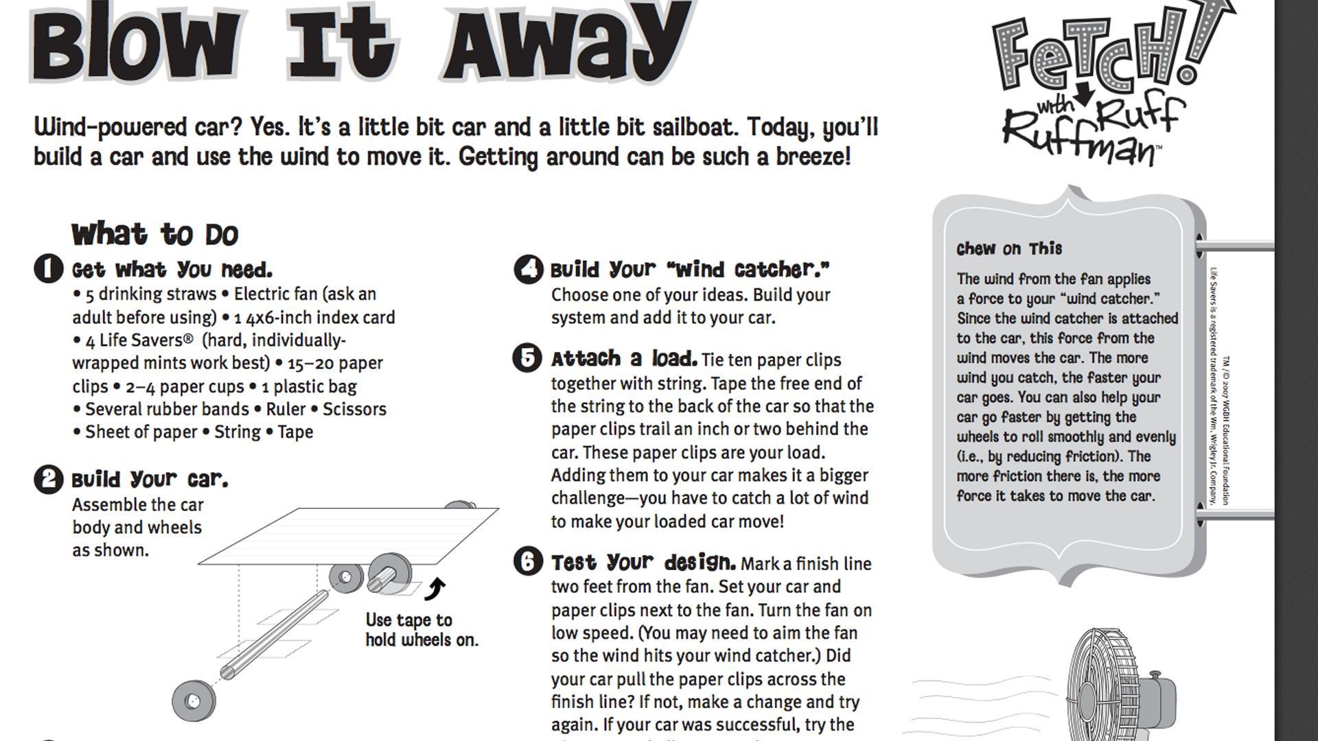 Fetch! | Blow It Away | PBS LearningMedia