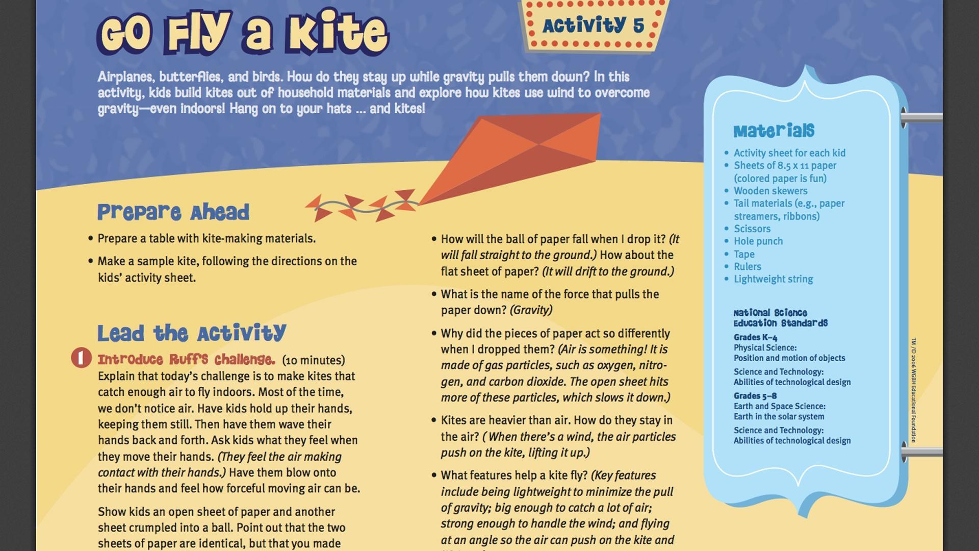 Fetch! | Go Fly a Kite | PBS LearningMedia