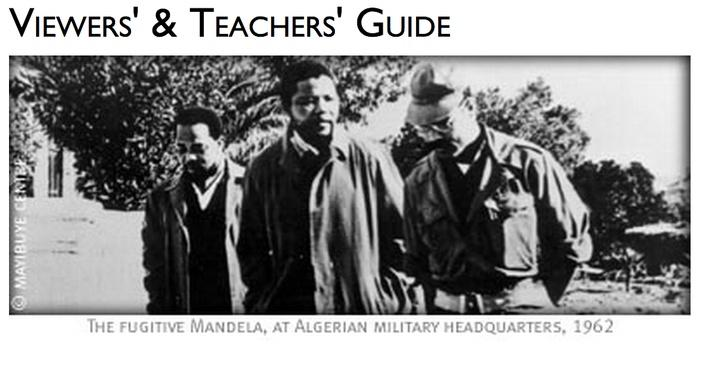 The Long Walk of Nelson Mandela Teacher's Guide