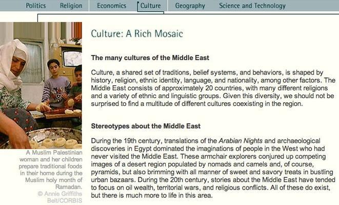 Culture: A Rich Mosaic
