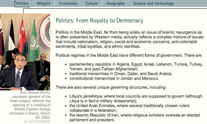 Politics: From Royalty to Democracy