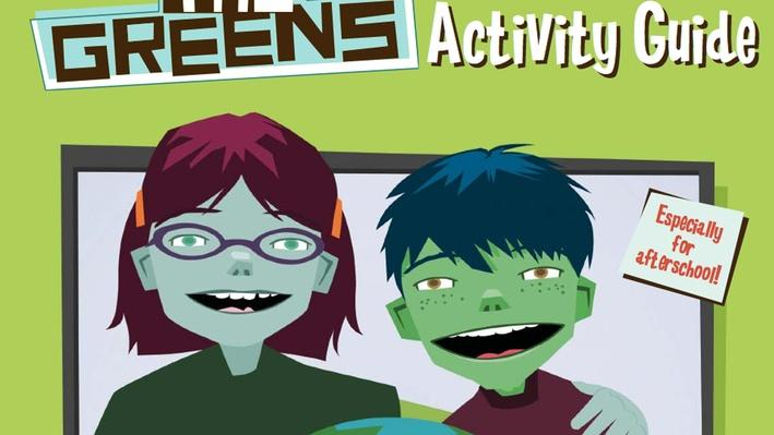 The Greens Activity Guide PDF