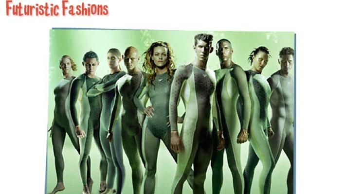 The Greens: Episode 2: Futuristic Fashions