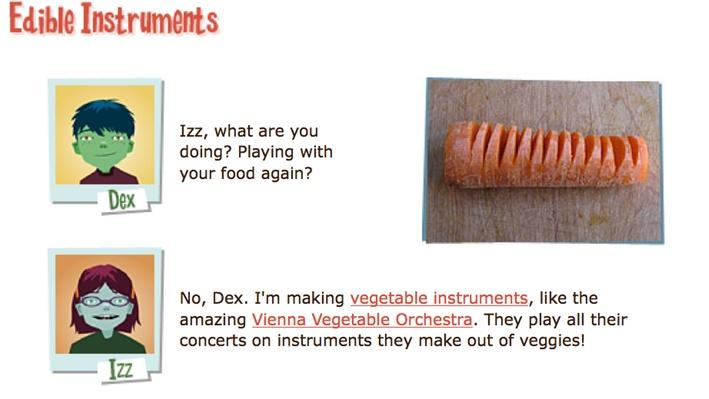 The Greens: Episode 4: Edible Instruments