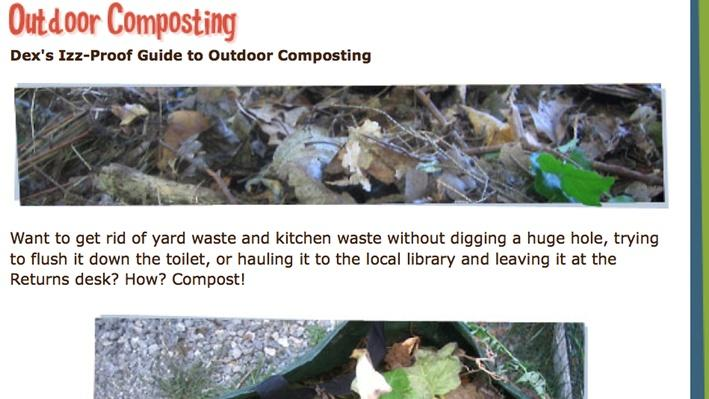 The Greens: Episode 4: Outdoor Composting