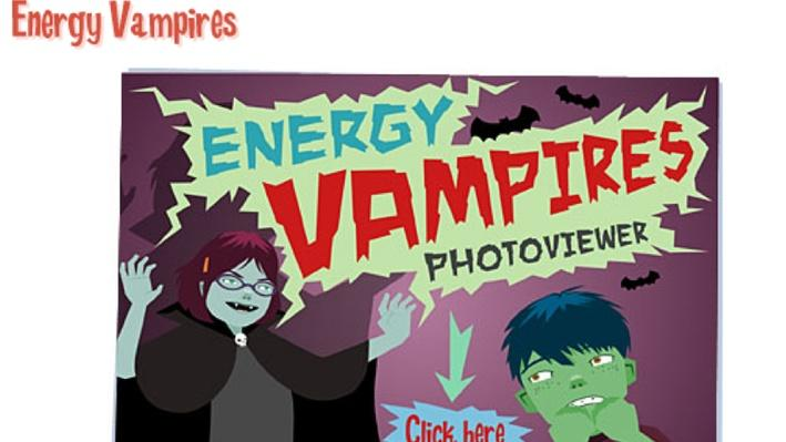 The Greens | Energy Vampires