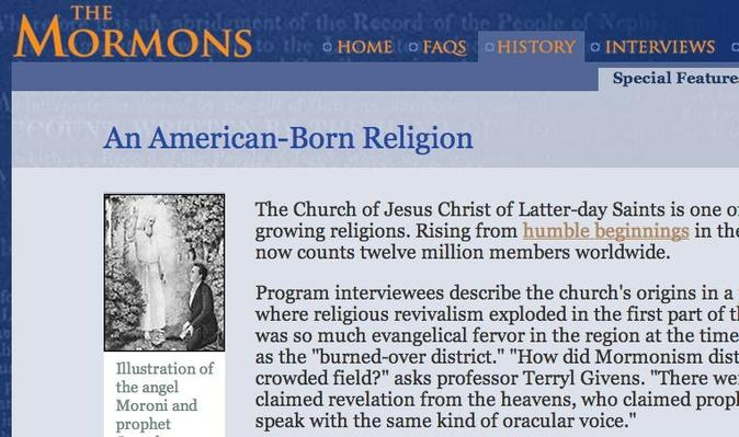 An American-Born Religion