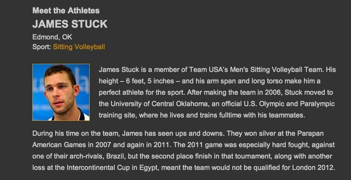 James Stuck