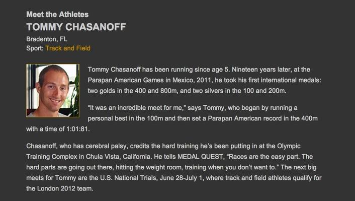 Tommy Chasanoff