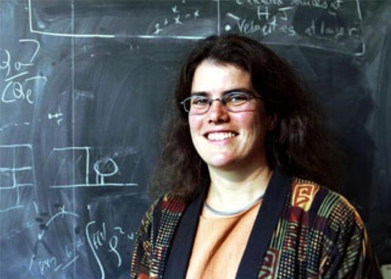 Galactic Explorer Andrea Ghez