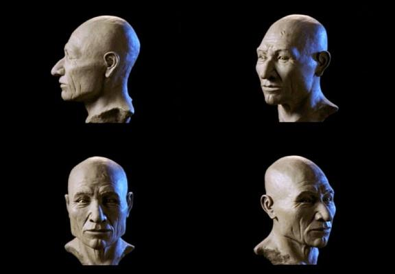 Meet Kennewick Man