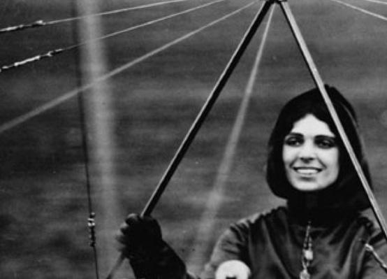 America's First Lady of the Air | NOVA Online