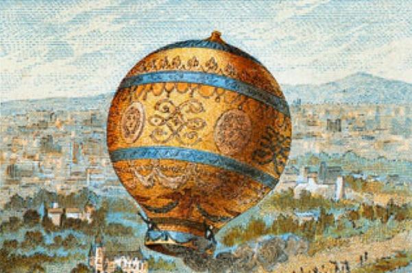 A Short History of Ballooning | NOVA Online