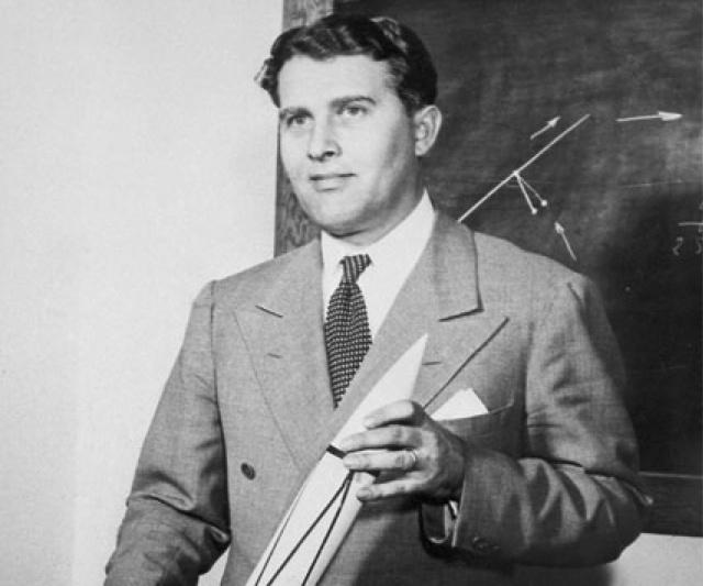 Wernher Von Brauns Legacy Pbs Learningmedia