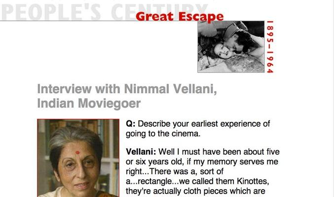Great Escape, Eyewitness Interview: Nimmal Vellani